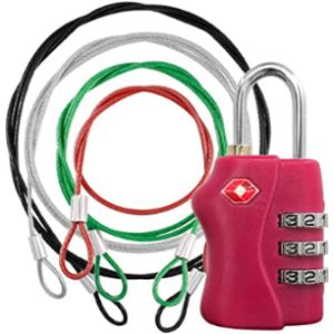 Yucool Luggage Lock Cable