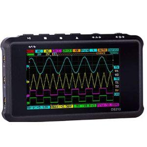 Kkmoon Working Digital Oscilloscope