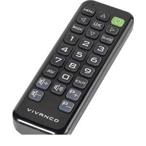 Unknown Tv Zapper Simple Remote Control