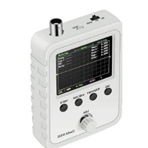 Tioodre 12 Bit Digital Oscilloscope