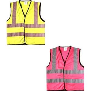 Only Sportsgear High Visibility Vest Child