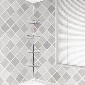 Soulong Extendable Bathroom Shelf