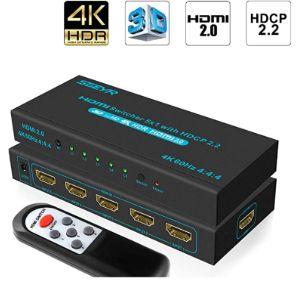 Sgeyr Gaming Hdmi Switch