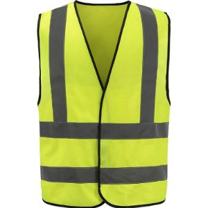Visit The Aykrm Store Reflective Safety Vest With Company Logo