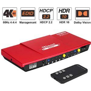 Tesmart Key Digital Hdmi Switch