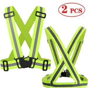 Santoo Motorcycle High Visibility Vest