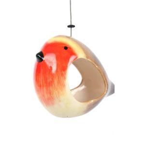 Wildlife World Ceramic Bird Feeder