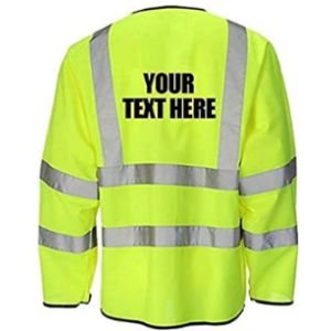 Kuest Velcro Safety Vest