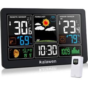 Kalawen Indoor La Crosse Outdoor Thermometer