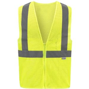 Visit The Aykrm Store Yellow Mesh Safety Vest