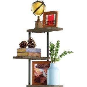 Lovekankei Table Corner Shelf