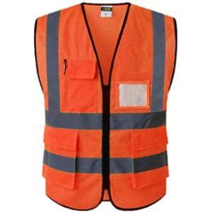 Almencla Engineer Safety Vest