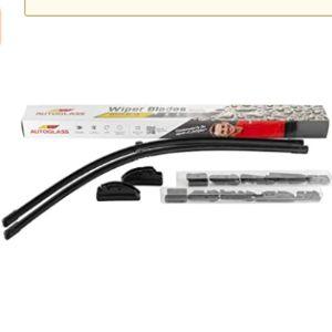 Autoglass Application Guide Wiper Blade