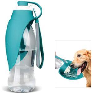 Hjhy Pet Travel Water Bottle Bowl