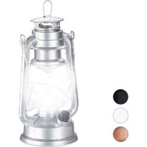 Relaxdays Led Antique Lantern