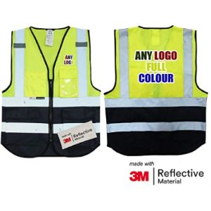 Visit The Unigift Store High Visibility Vest With Logo