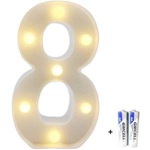 Bemece Club Number 8