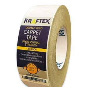 Kraftex Double Sided Rug Tape