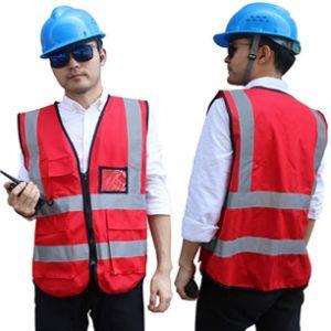 Ainiyf Custom Logo Safety Vest