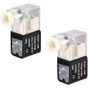 Uxcell Voltage Rating Solenoid Valve