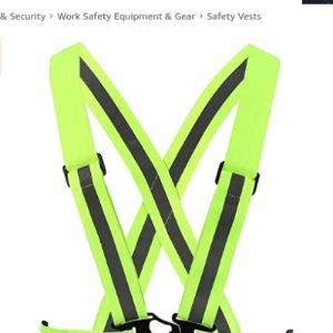 Elastic Safety Vest