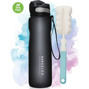 Gapezioo Giant Insulated Water Bottle