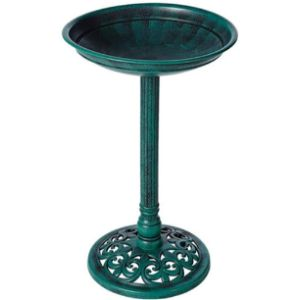 Janoon Pedestal Bird Bath