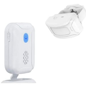 Light Alarm Motion Detector