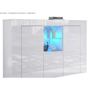 Furneo Light Sideboard