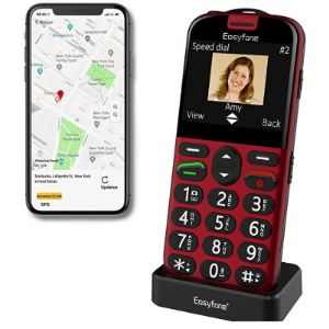 Easyfone Emergency Button Mobile Phone