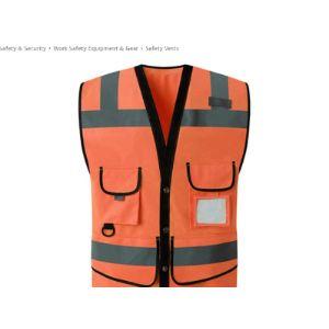 Ainiyf Heavy Duty Safety Vest