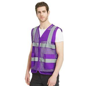 Toptie Reflective Volunteer Vest