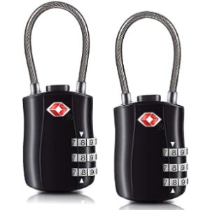 Emiup Luggage Lock Cable