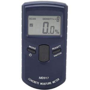 Wal Front Wall Humidity Meter