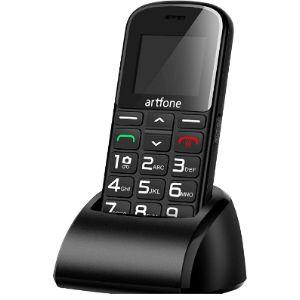 Artfone Blue Chip Big Button Mobile Phone