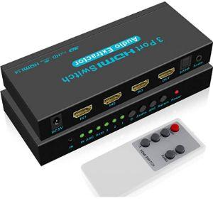 Sgeyr Soundbar Hdmi Switcher