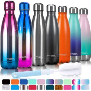 Arteesol Metallic Taste Stainless Steel Water Bottle