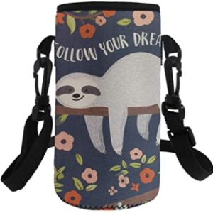 Coloranimal Sling Insulated Water Bottle