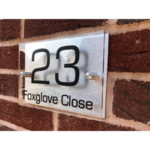 Change House Number