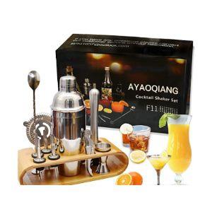 Ayaoqiang Bartender Kit Set