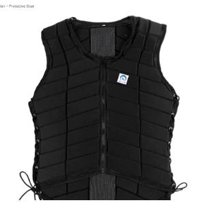 Cuticate Safety Vest Horse Riding