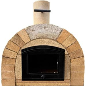 Pur Schamotte Outdoor Stone Oven Kit