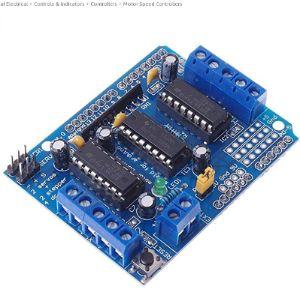 Arceli L293D Motor Controller