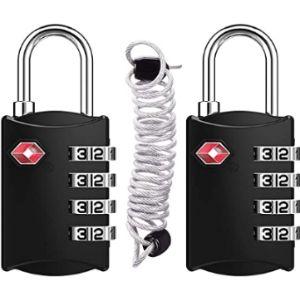 Tsa Cable Lock