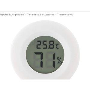 Tnfeeon Reptile Humidity Meter