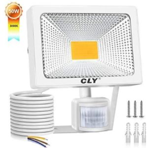 Cly Motion Sensor Replacement Flood Light