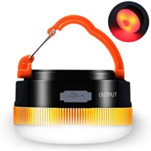 Hoxida Camping Battery Light