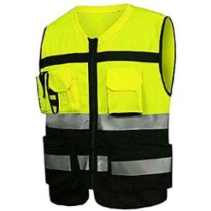 Senrise Police Safety Vest Reflective