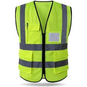 Hycoprot Safety Vest Motorcycle