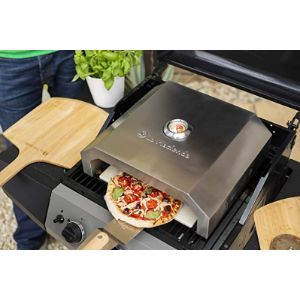 La Hacienda Base Outdoor Pizza Oven